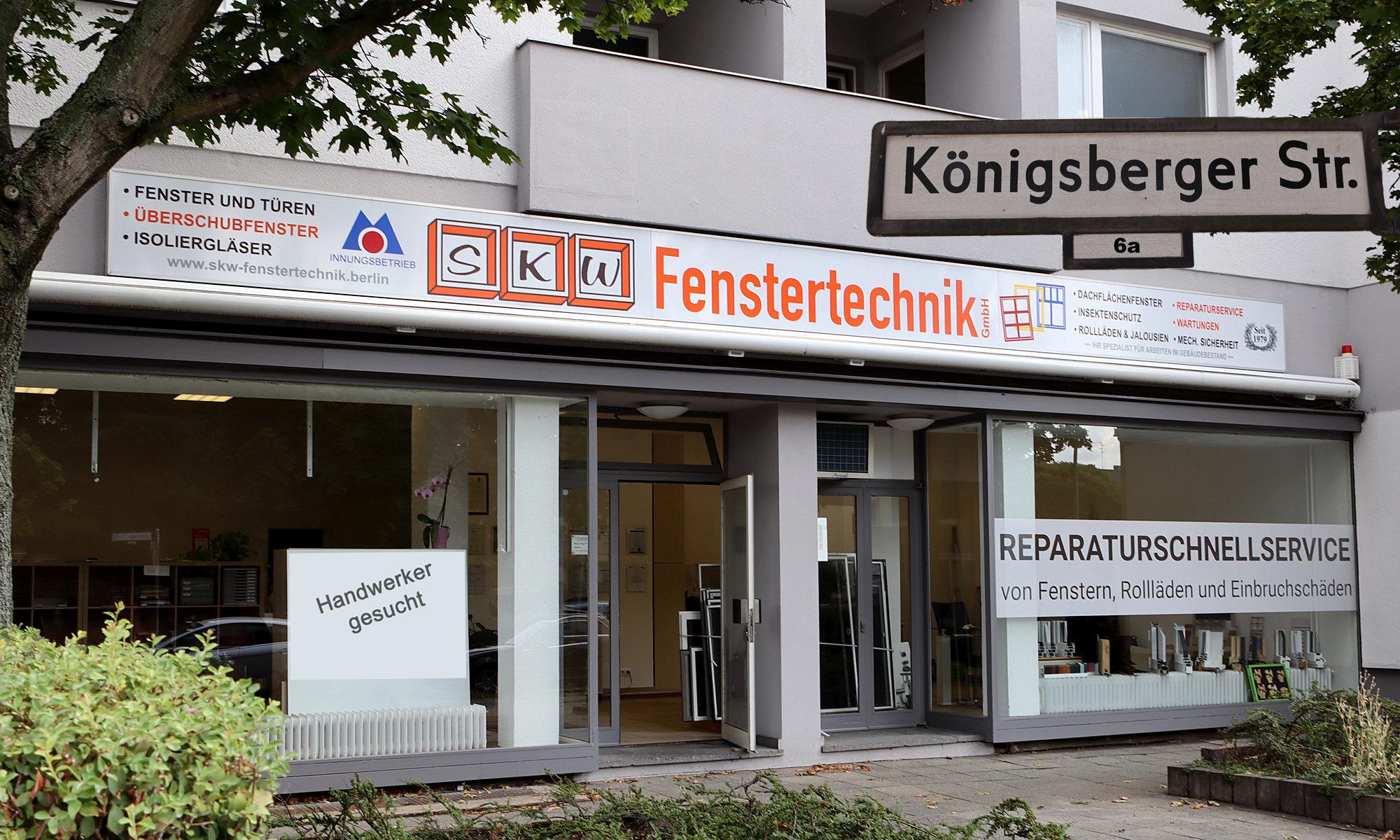 SKW Fenster Berlin